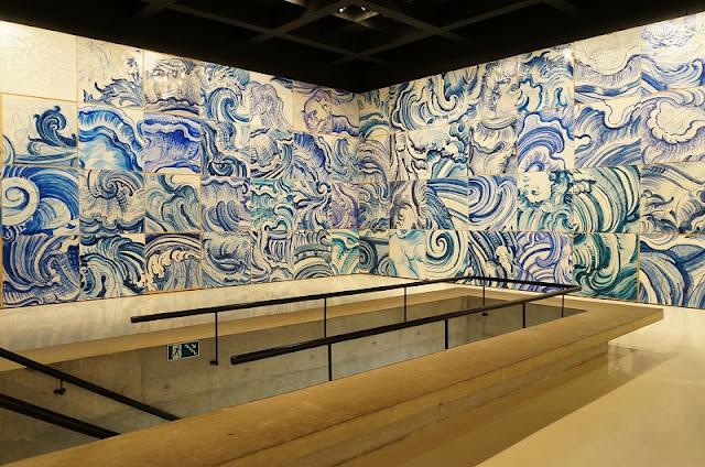 Galeria Adriana Varejão - Inhotim - MG