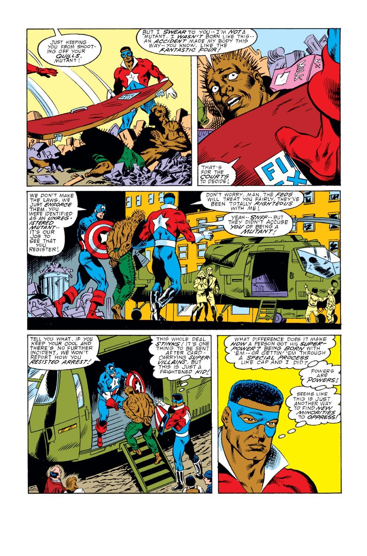 Captain America (1968) Issue #343 #273 - English 5