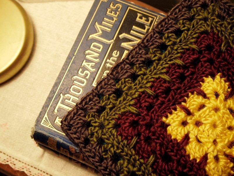 Lost In Translation Carr Sacha Yarnaway A Crochet Scrapbook