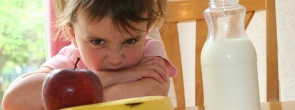 Los niños y la intolerancia a la lactosa