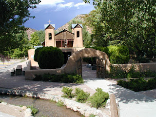 picture of chimayo church