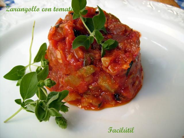 zarangollo-con-tomate