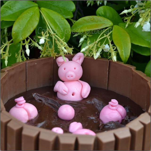 tarta cumpleaños infantil