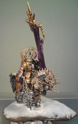 Warhammer Fantasy Chaos Miniature painting contest winner photo