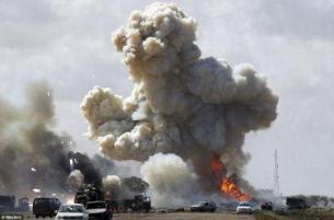 Λύση αλά Σερβία ετοιμάζεται για την Λιβύη