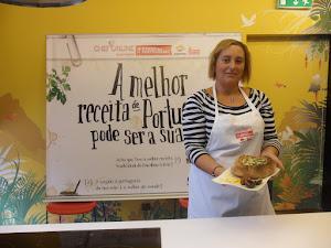 Aqui esta a minha participaçao no concurso a Mesa dos Portugueses.