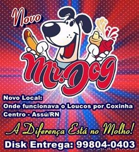 NOVO MR. DOG