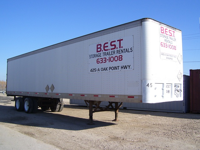 Trailer Sales Winnipeg Storage Containers Winnipeg