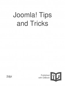 Joomla! Tips and Tricks