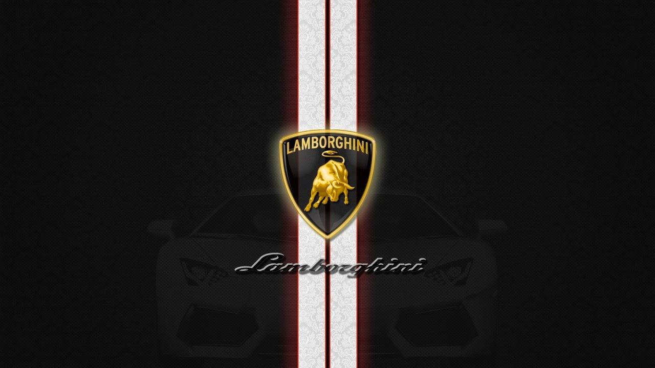 Lamborghini Logo Background