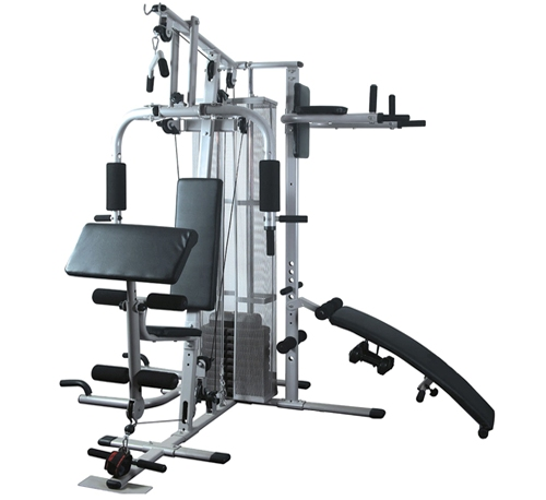 Home Exercise Equipment Price: Benefits Of Buying Multi Station Home Gym Equipments