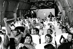 First Flight of POWs from Vietnam