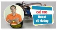 Chế tạo robot