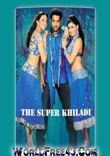 Poster Of The Super Khiladi (2010) Full Movie Hindi Dubbed Free Download Watch Online At worldfree4u.com