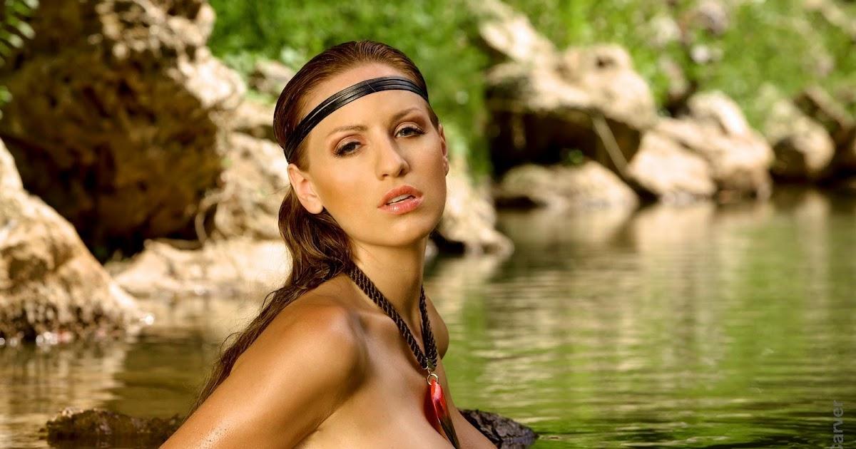 Jordon Carver The Celebopedia Pocahontas Jordan Carver
