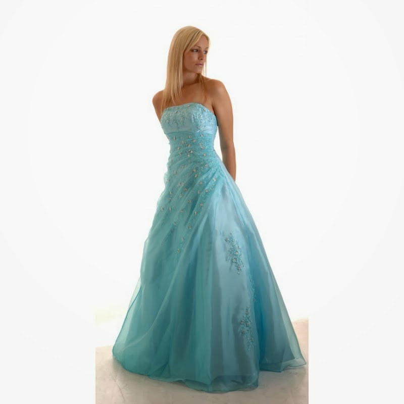 Pictures of blue wedding dresses home design for Light blue wedding dress meaning