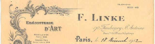 Франсуа Линке (François Linke, 1855-1946)