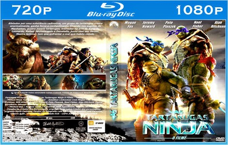 As Tartarugas Ninja 2014