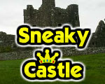 Solucion Sneaky Castle Guia
