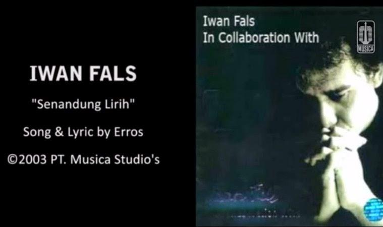 Senandung Lirih - Iwan Fals