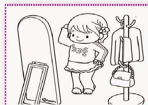 Dibujos De Minnie Mouse 009 Dibujos Y Juegos Para Pintar Y Colorear