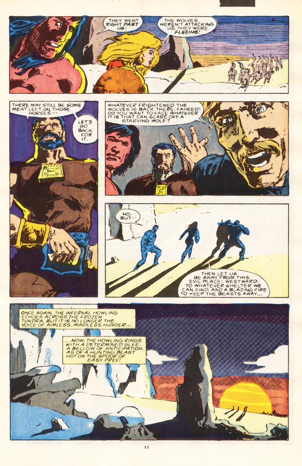 Conan the Barbarian (1970) Issue #224 #236 - English 9