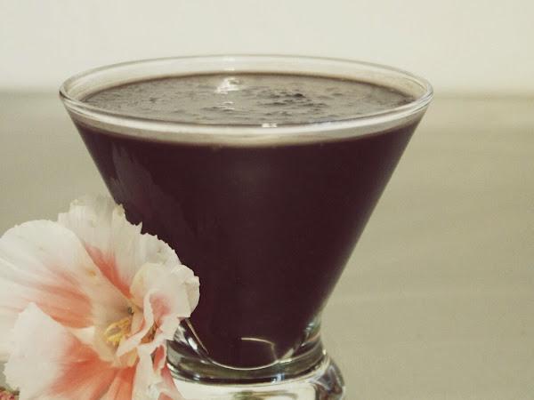 Dark Chocolate Chia Pudding
