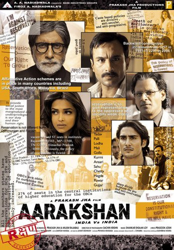 Aarakshan (2011) « Download Bollywood Hindi Movie