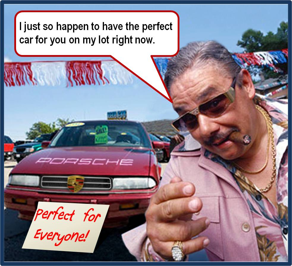 Bad Credit Car Dealers >> Funny Car Salesman Quotes. QuotesGram