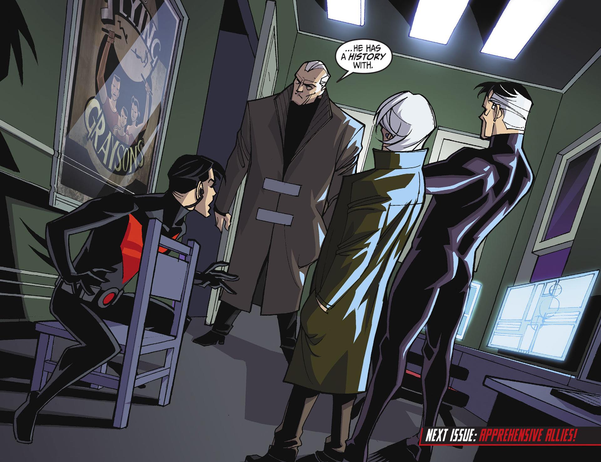 Batman Beyond 2.0 Issue #10 #10 - English 22