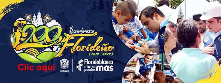 Alcaldía de Floridablanca Santander