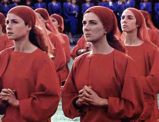 essay on The Handmaid's Tale