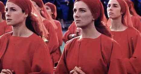the handmaids tale 17 essay Set in the distant future, the handmaid's tale's epilogue reveals that the main body of the novel is, in fact,  in an essay in the new york times, she writes.
