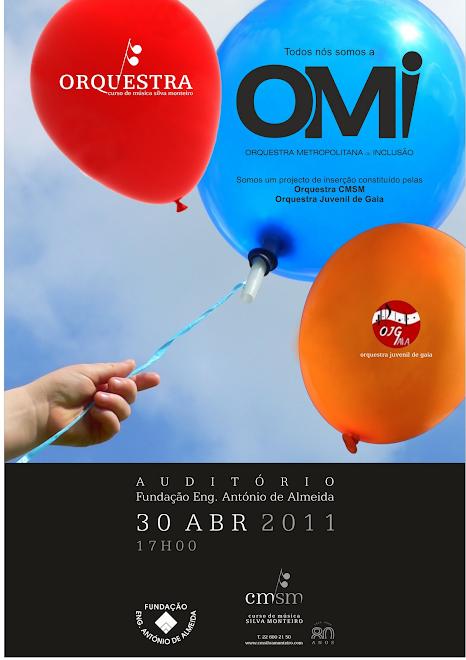Orquestra Metropolitana de Inclusão
