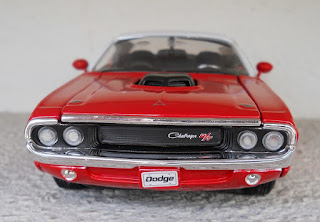 modelismo de automóviles : dodge challenger 1970