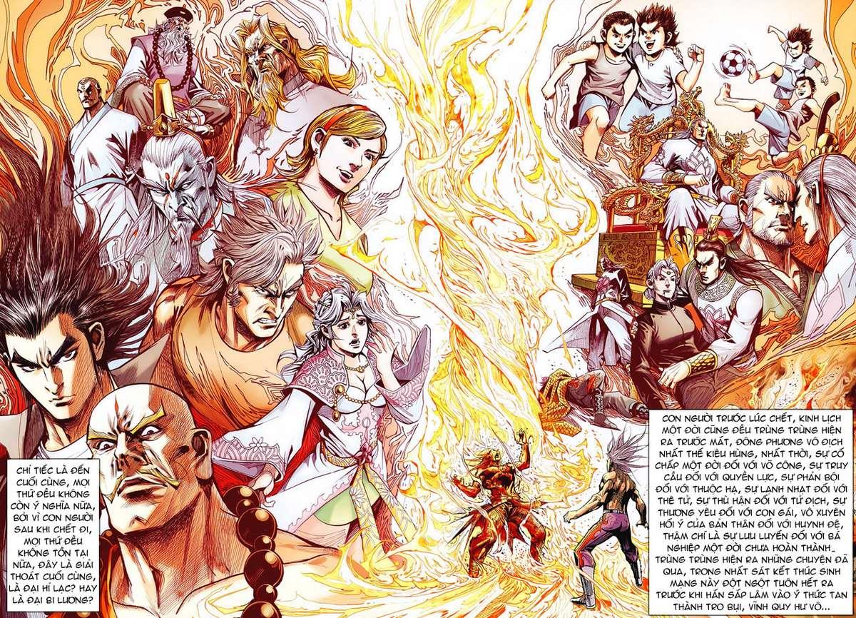 Hỏa Vân Tà Thần II chap 100 Trang 20 - Mangak.info