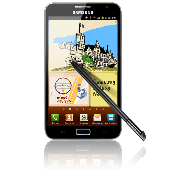 s-memo samsung galaxy note