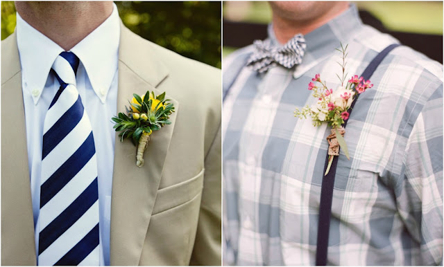 prendido novio boutonnieres groom boda wedding