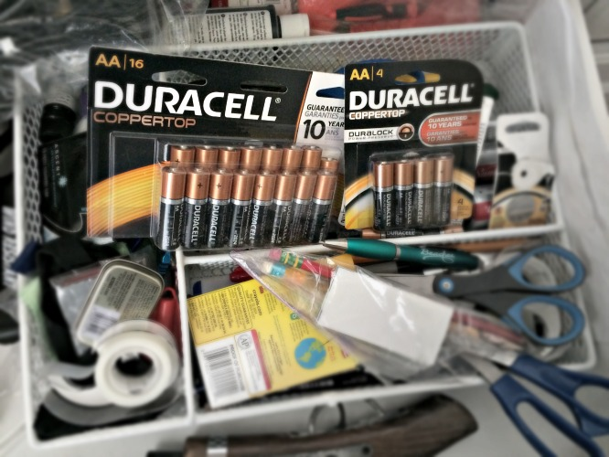 #powertheholidays with Duracell Batteries