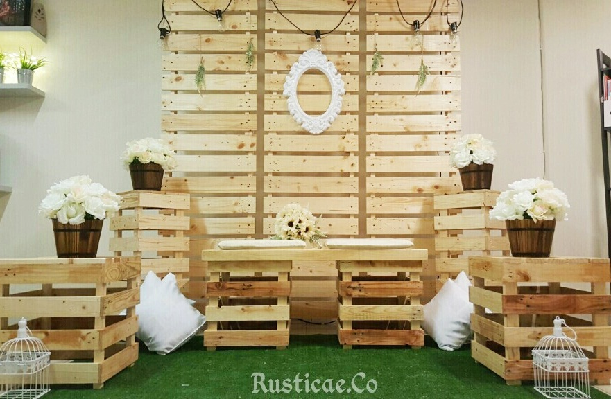 Rustic Wedding Planner KL
