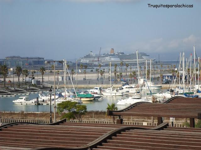 vistas-Asur Hotel Campo de Gibraltar