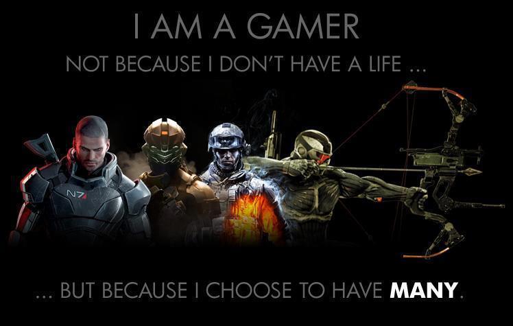 I Am A Gamer Wallpaper Desktop Wallpapers: Fa...