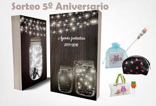 Sorteo 5º Aniversario + ¡Sorteo Cereza internacional!