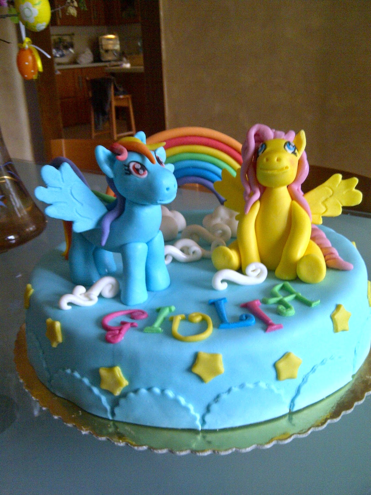 Image Result For My Little Pony Rainbow Dash Cake Pan