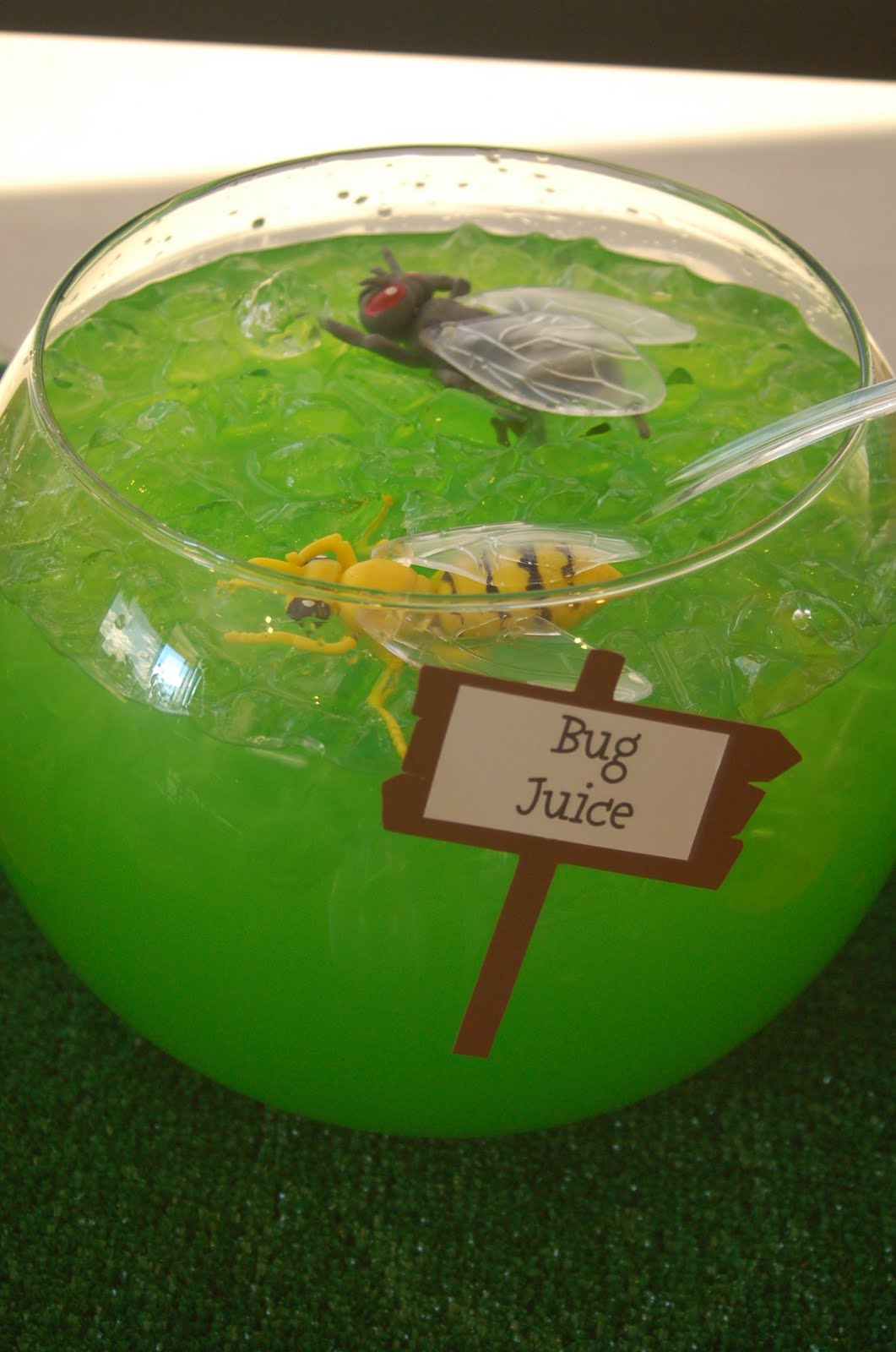 Bug Juice And Other Theme Party Ideas From Casa Sonrisa