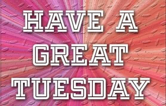 Happy #Tuesday Friends Wishing You A Blessed U0026 A Wonderful Day(GOD Bless  You)