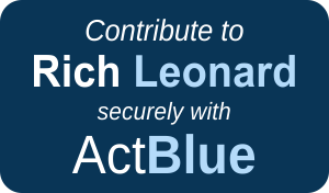 Contribute with Act Blue