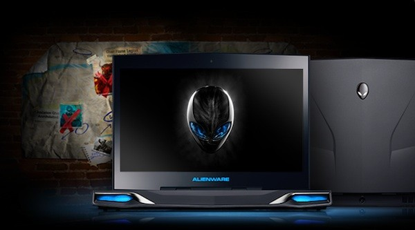 SCIENCE+TECHNOLOGY+IT: Dell Alienware M11x R3, M14x and M18x Laptops