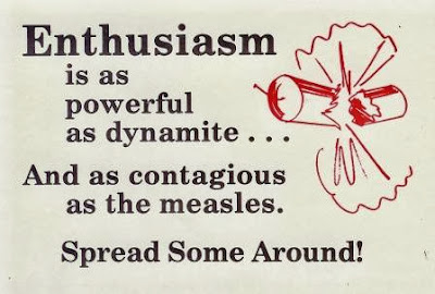 Enthusiasm image
