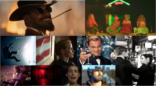 I miei 10 film preferiti del 2013 (Top Ten best movies of 2013)